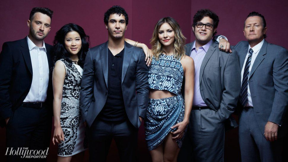 Scorpion cast. Love them all with all my heart! :)