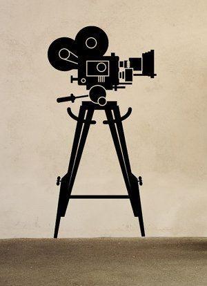 Fantasy Deco Vinilos Decorativos Cine Cinematografia Cinematografia Cine Cine Arte