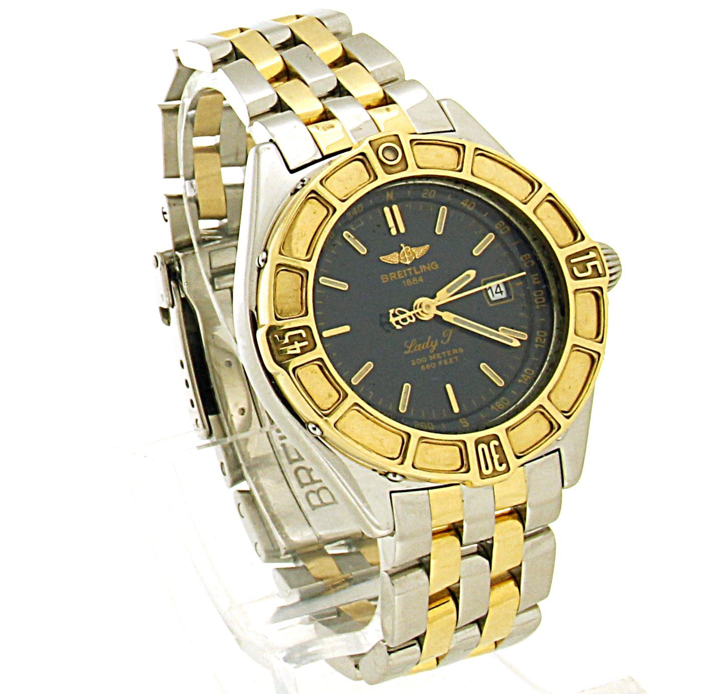 Breitling Lady J My Style Vintage Watches Breitling Watches