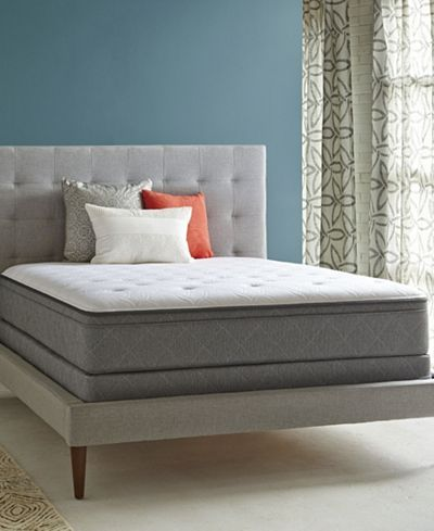 Sealy Posturepedic Cherry Hill Cushion Firm Eurotop Queen Mattress
