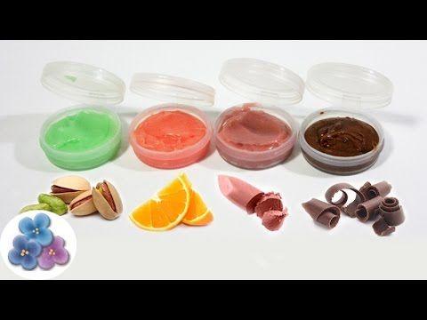 Balsamo Para Labios Casero Con Sabor Color Olor Diy