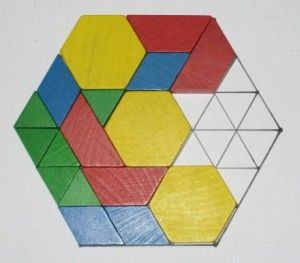 Games And Activities With Pattern Blocks The Best Part Of Playing