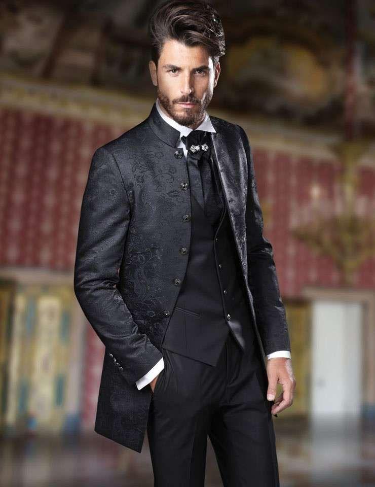 Fashion Matrimonio Uomo : Abiti da sposo redingote uomo giuseppe rocchini