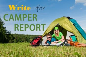 Write for Us | RV's & Tips | New travel trailers, Camper, Rv hacks