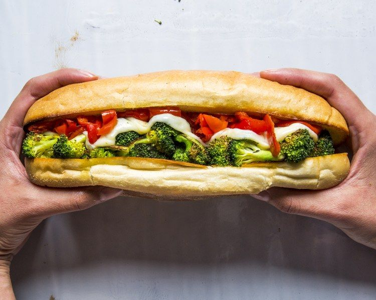 The Broccoli Sandwich That's Impossible to Dislike | Bon Appetit