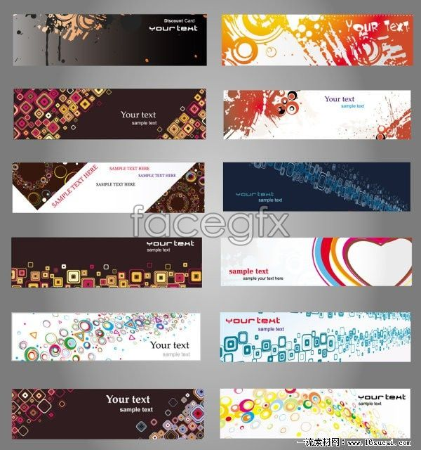 12 Fashion Website Banner Background Vector Map Website Banner Banner Design Layout Website Banner Images