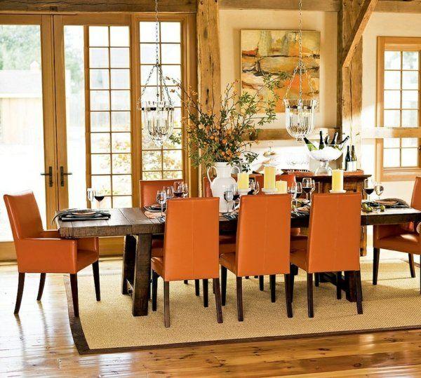 107 idées fantastiques pour une salle à manger moderne What would