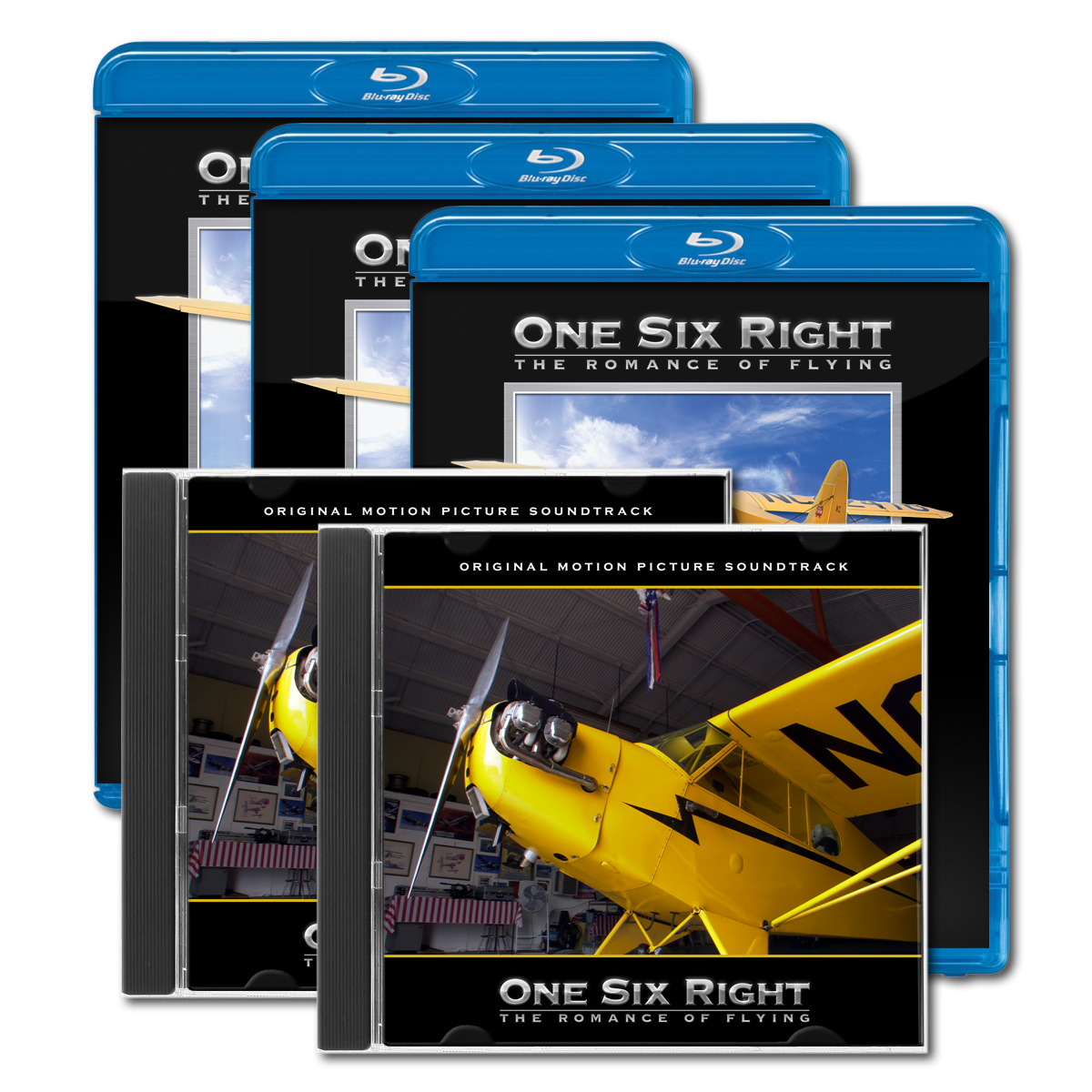 One Six Right Promo Pack - from Sporty's Pilot Shop