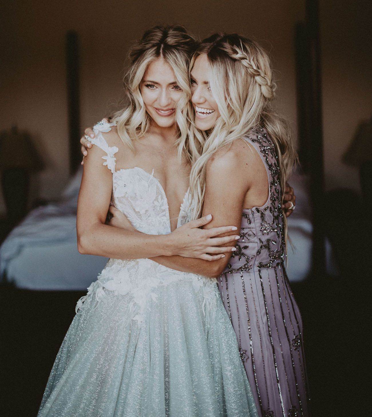 Jessie james decker wedding dress  Chantelle Paigeus Magical Fairy Tale Wedding in the Woods  Forever
