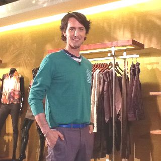 Arlindo Grund do programa Tenha Estilo ( TV show Get your Style )!