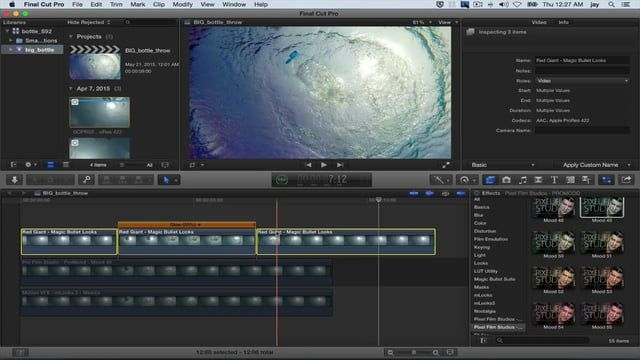 LESSON 6 - Slow Motion Using Optical Flow in Final Cut Pro X  (15:25