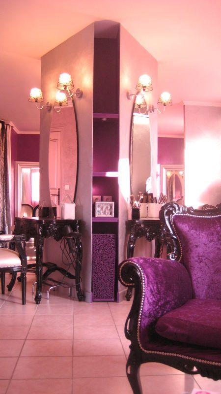 baroque salon de coiffure - Recherche Google | Salon de coiffure ...