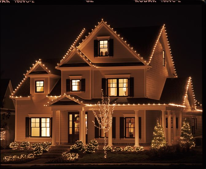 Design Ideas Photo Showcase Christmas House Lights Christmas Lights Outside Hanging Christmas Lights
