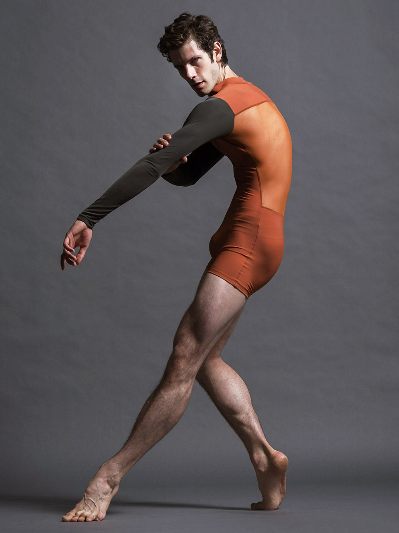 Фото мужской балет