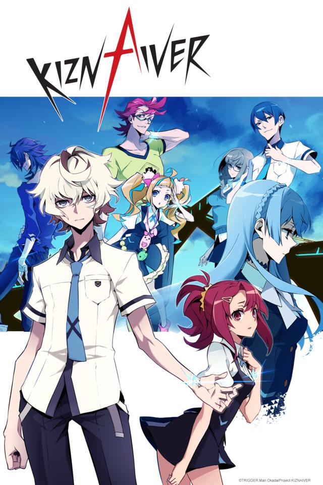 Tercera imagen promocional del Anime Kiznaiver. Otaku