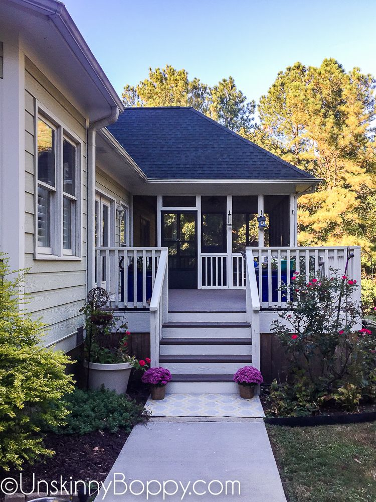 How To Refinish An Old Wooden Deck To A Beautiful Two