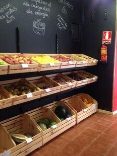 Resultado de imagen para interiores de fruterias