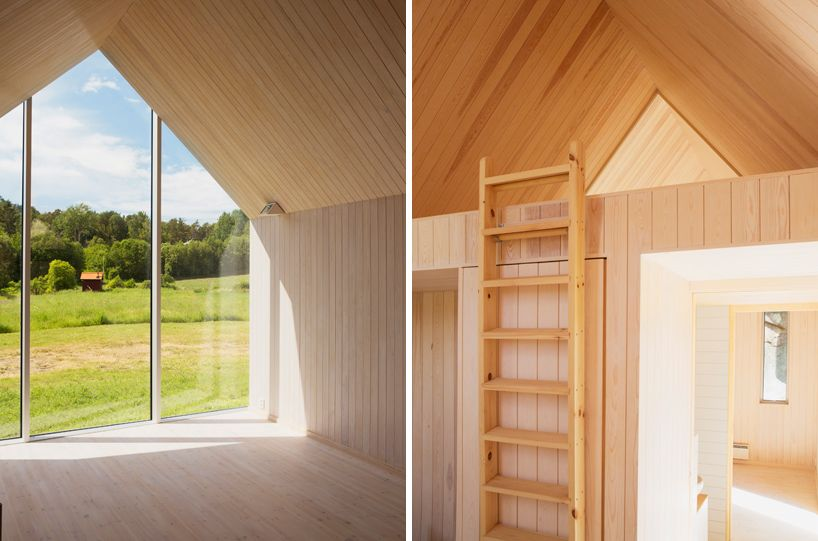 Micro Cluster Cabins - Reiulf Ramstad Architects - Norway ...