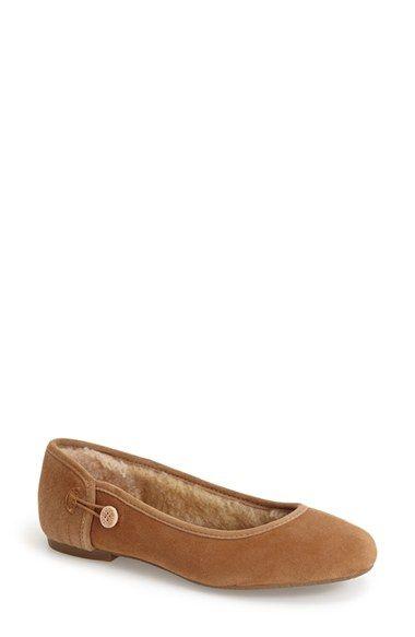 40d83742ac94 UGG® Australia  Eitan  Ballet Flat (Women) available at  Nordstrom ...