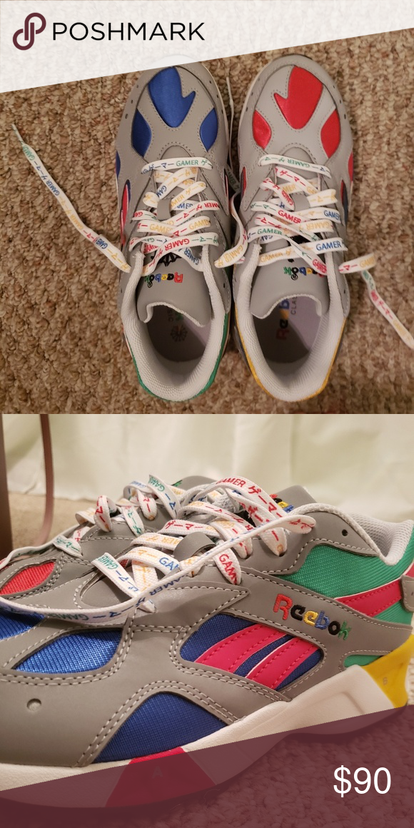 formato Menos que apretón  BRAND NEW Reebok × Billys Tokyo Aztrek Sneakers These are completely sold  out on on Reebok's site and very unique with it's collab w… | New reebok,  Sneakers, Reebok