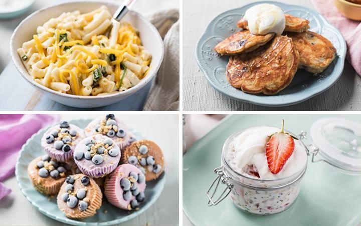 4 ways with yoghurt