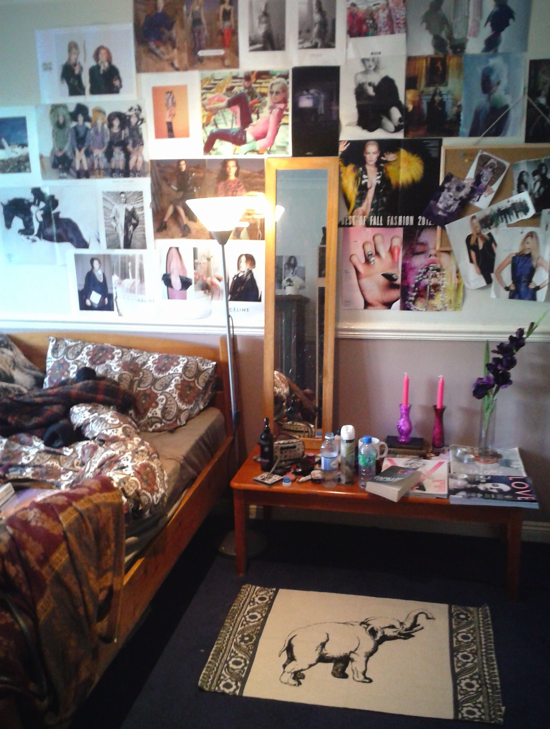 My Messy Bedroom