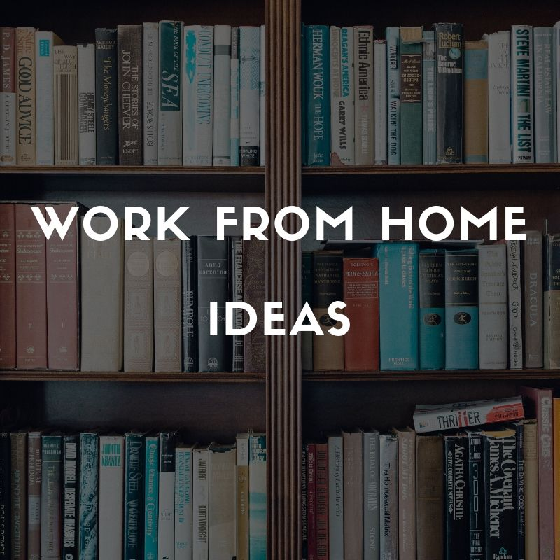 Find Legitimate Work From Home Ideas, Job Leads, Tips As