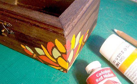Cómo pintar madera con estilo