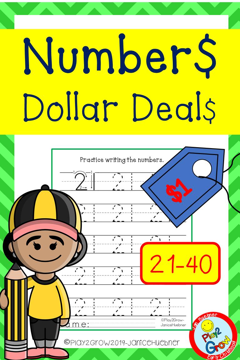 21 40 Practice Writing Numbers Writing Practice Writing Worksheets Numbers Kindergarten [ 1152 x 768 Pixel ]