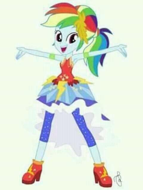 Pin oleh Jetslin Simbolon di Rainbow dash   Kartun, Kuda ...