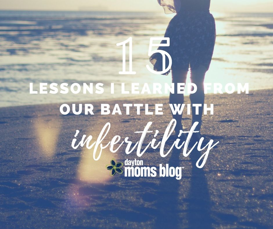 15 Lessons I Learned From Our Battle With Infertility