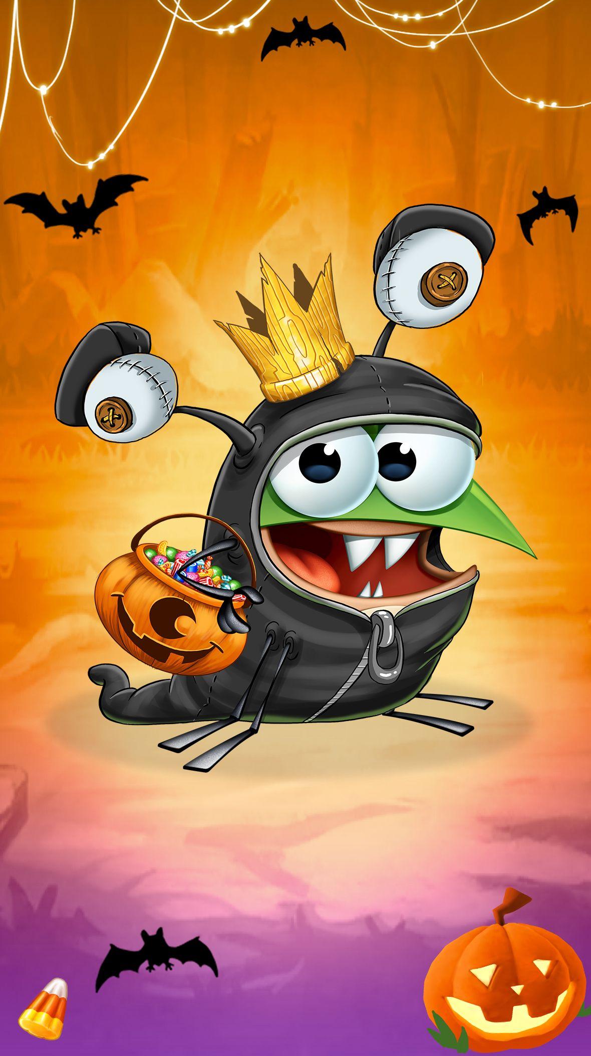 Best Fiends Halloween 2020 Pin by Felix Scorpio on Friends wallpaper in 2020   Best fiends