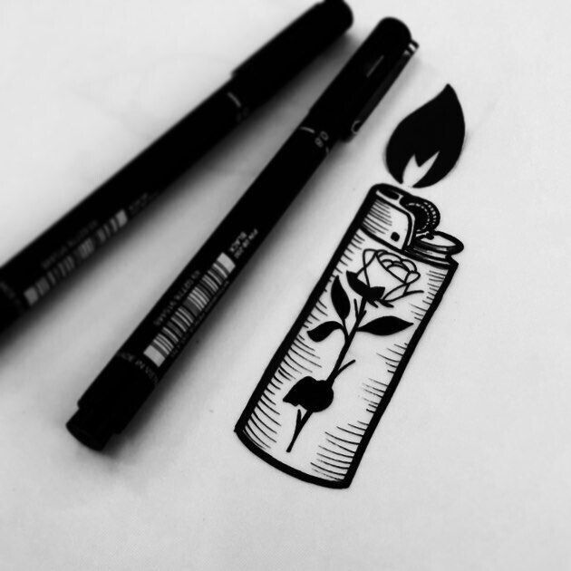 tattoodrawing | Doodles, Tatoveringer og Tegninger
