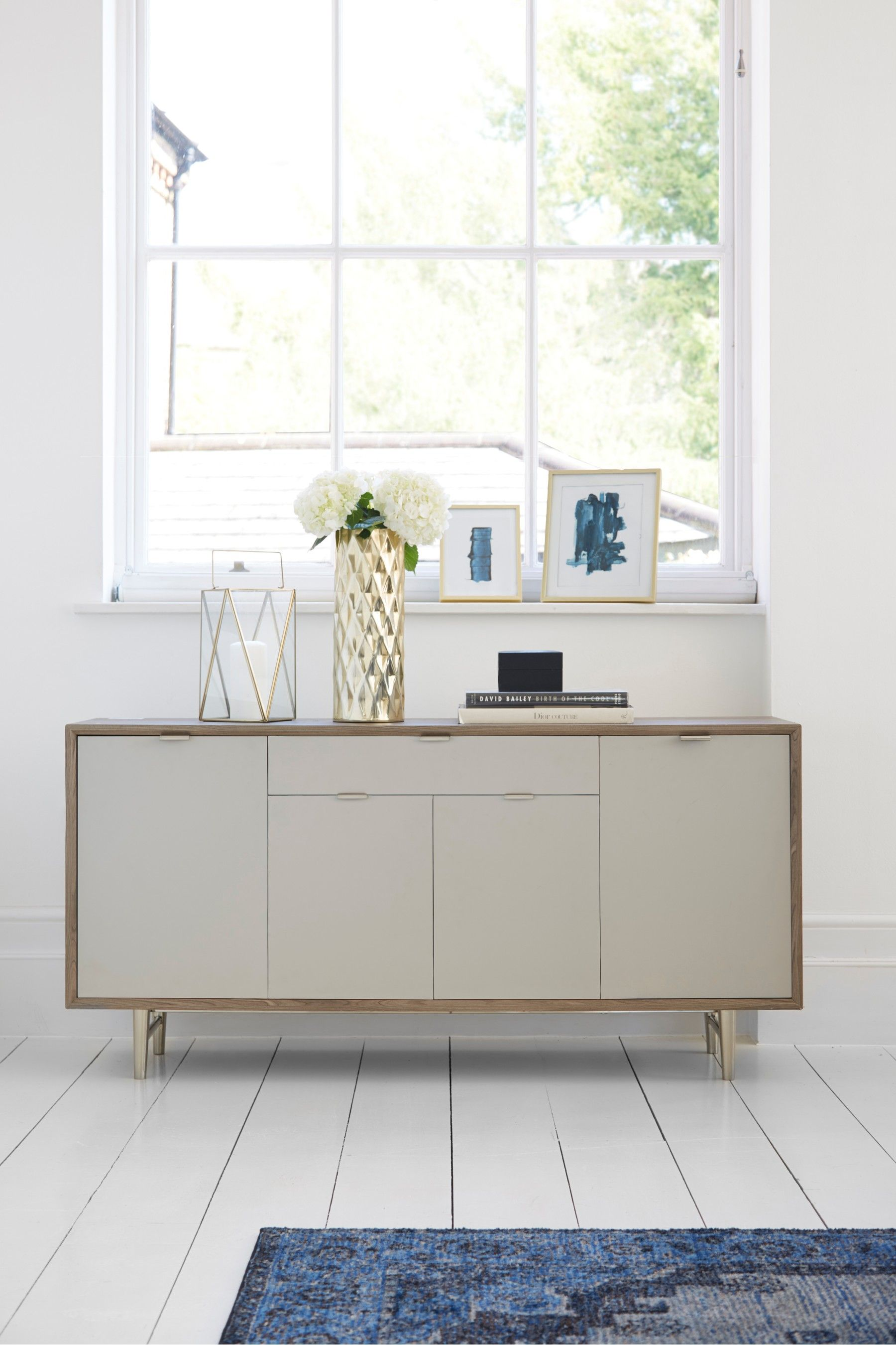 Next Modine Sideboard Grey Mattress furniture