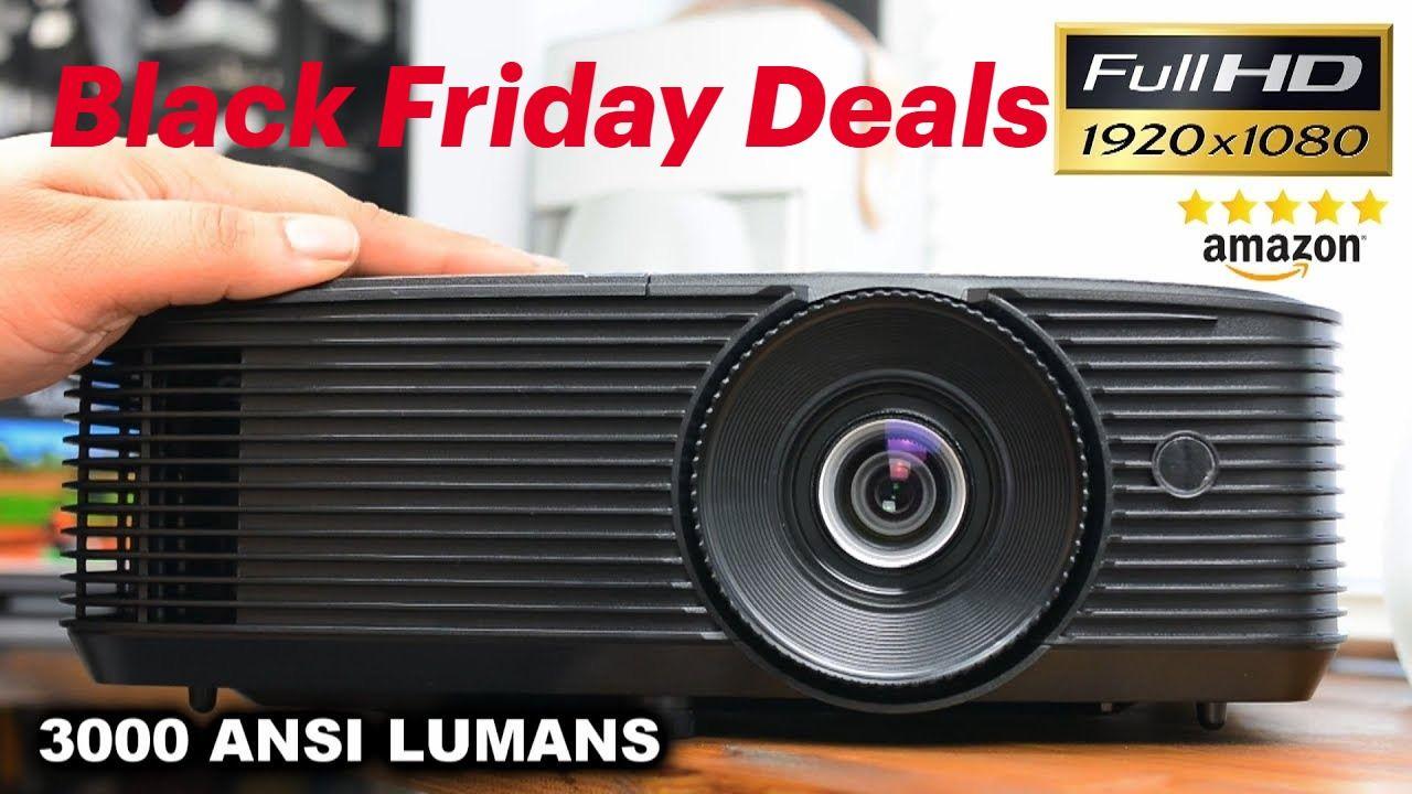 Black Friday Deals 2020 Optoma Hd 143x Black Friday Projector Best Black Friday