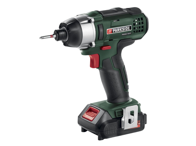 parkside akku drehschlagschrauber pdssa 18 a1 1 parkside tools power tools pinterest. Black Bedroom Furniture Sets. Home Design Ideas