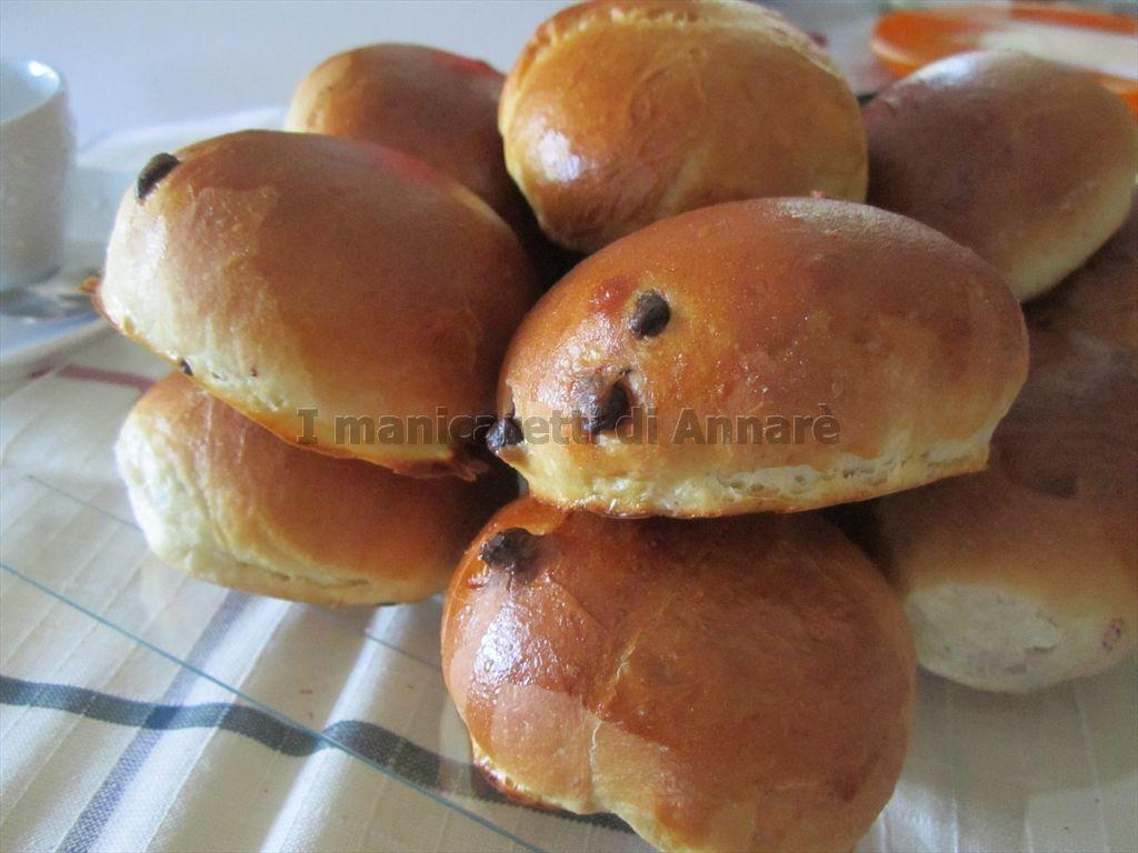 Pan goccioli con lievito madre