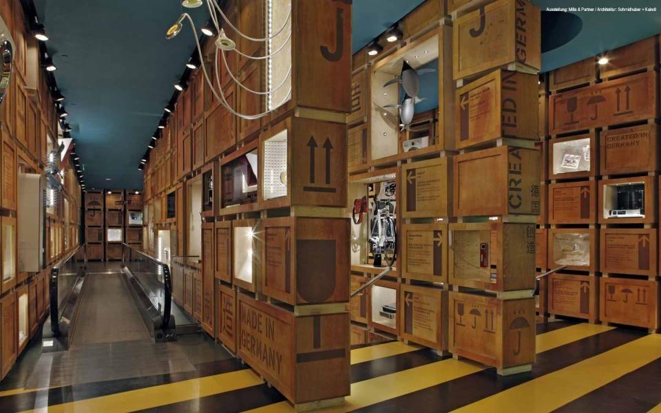 Imagine These Exhibition Interior Design