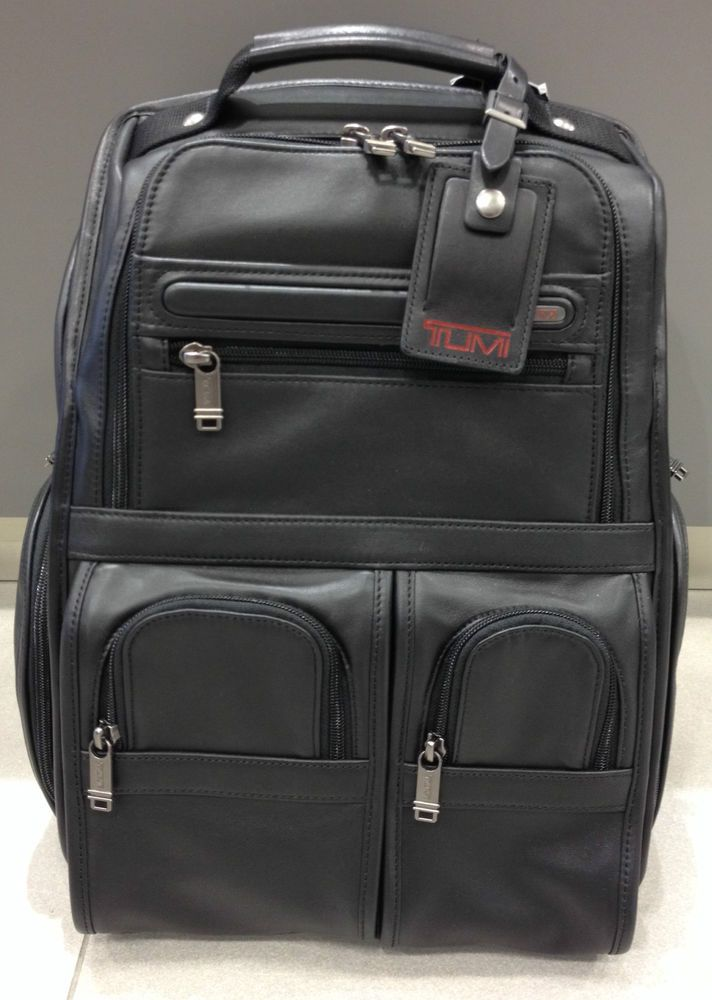 Laptop Brief Backpack Tumi 96173