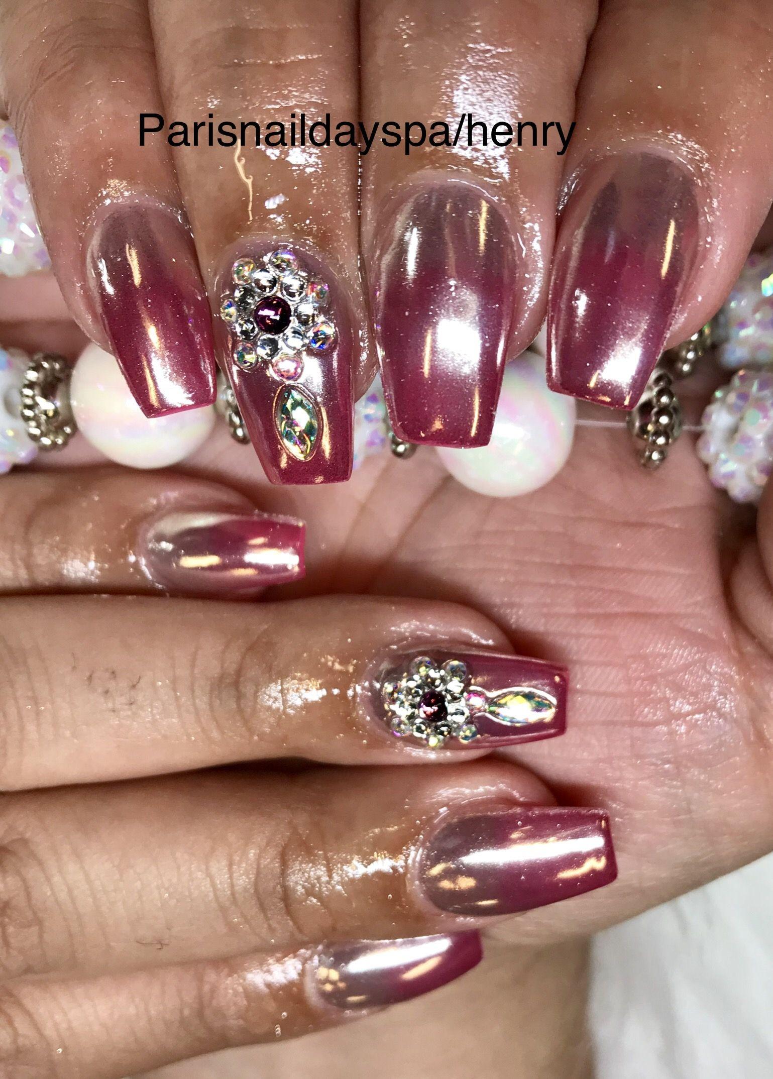 Pin by Hoang De on Paris nail day spa | Pinterest | Paris nails
