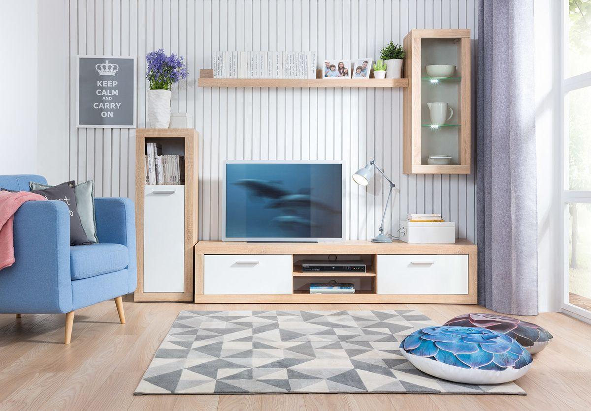 Deo Za Dnevni Boravak B876 Vesti Namestaj1 Rs Living Room  # Meuble Tv Goya