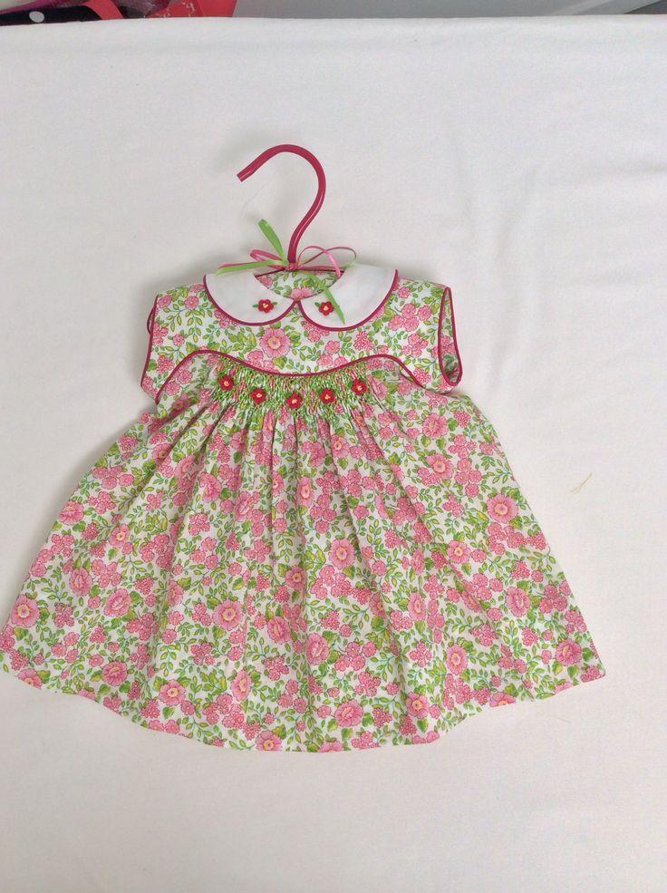 Image result for frannie dress pattern | Smocking Inspiration 2 ...