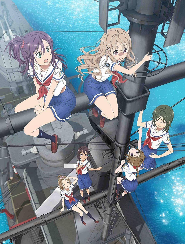 Amazon.co.jp | ハイスクール・フリート 3(完全生産限定版) [Blu-ray ...