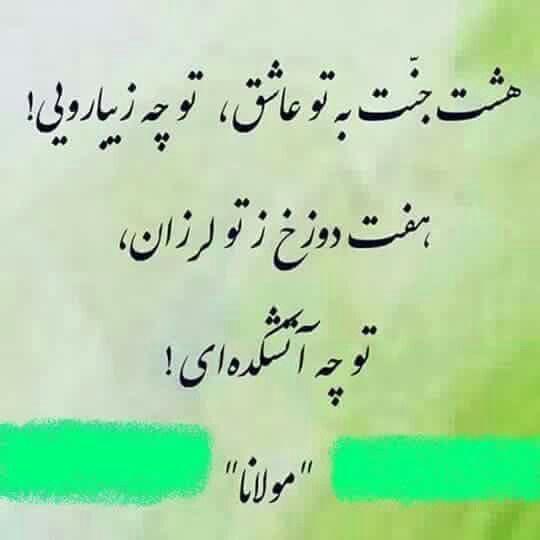 Pin By Zoya Sh On Molana Persian Quotes Literary Quotes Farsi Quotes