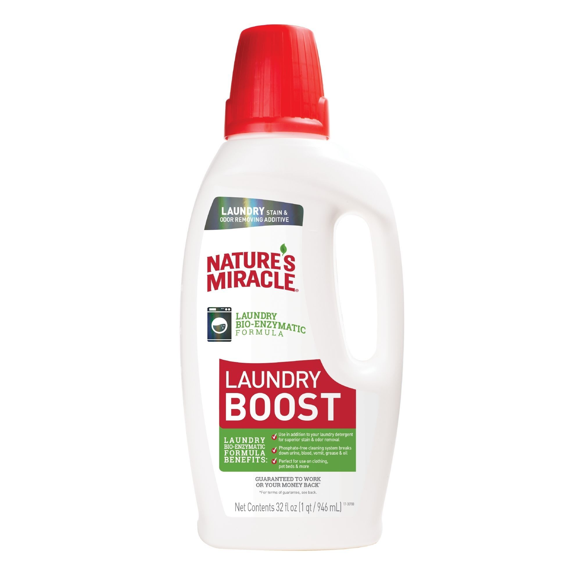 "Nature""s Miracle Laundry Stain and Odor Additive Bio"