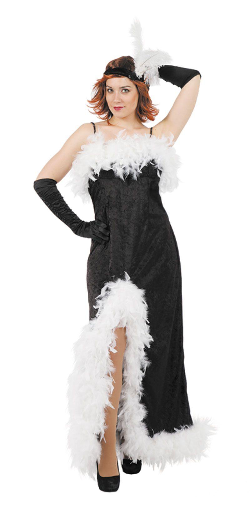 Disfraz de glamur Madame