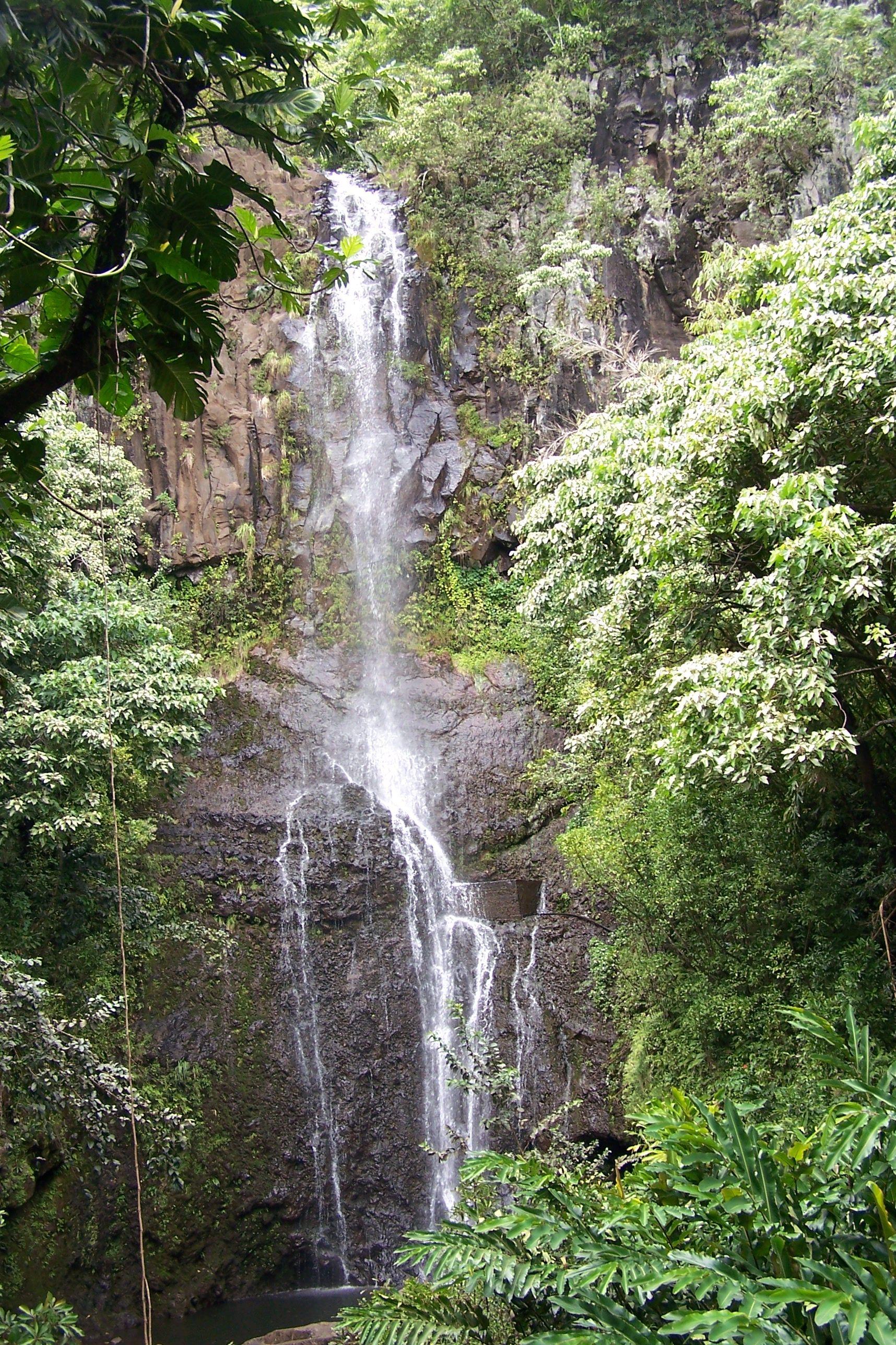 Hawaii the road to hana road to hana hawaii waterfall