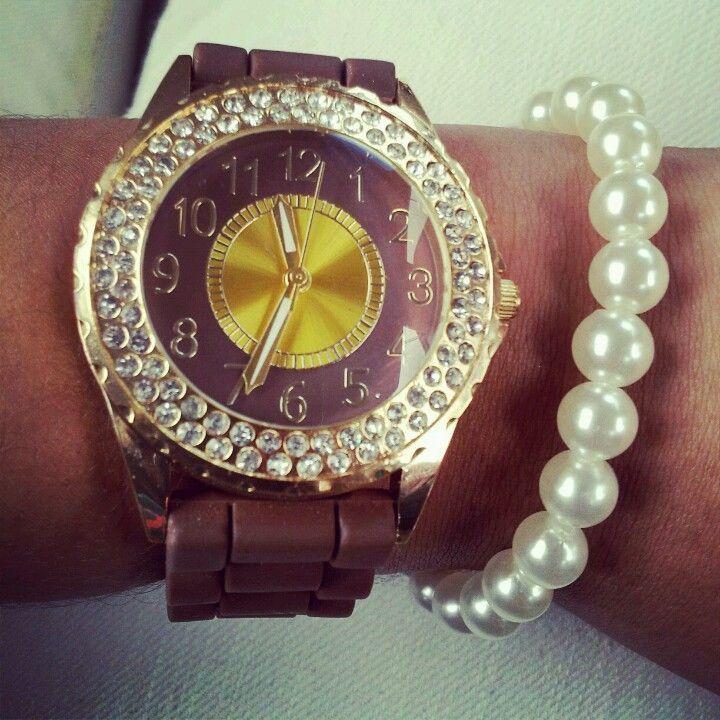 Reloj Brown