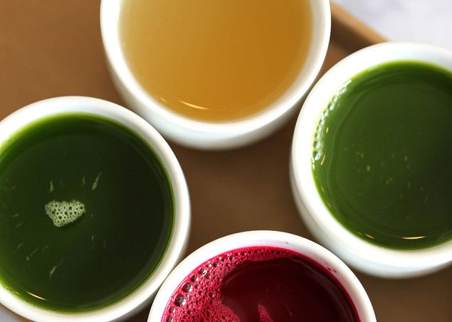 7 Dallas Juices to Drink Now | SideDish