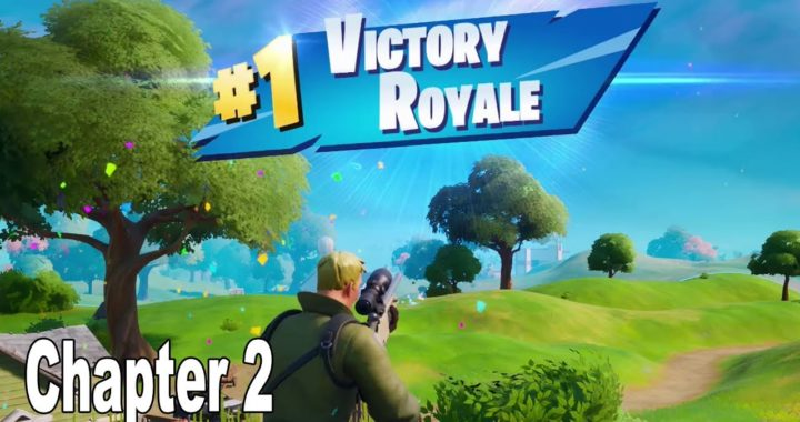Fortnite Chapter 2 Season 1 1 Victory Royale Gameplay No Commentary Hd 1080p Fortniteros Es Victorioso
